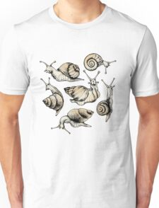 Snails world Unisex T-Shirt