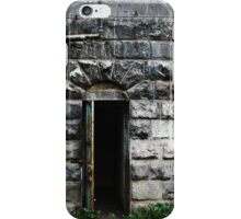 Solitary. iPhone Case/Skin
