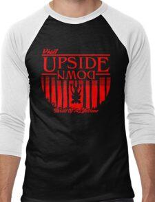 Visit Upside Down Men's Baseball ¾ T-Shirt
