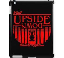 Visit Upside Down iPad Case/Skin