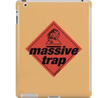 Massive Trap iPad Case/Skin