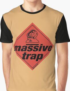 Massive Trap Graphic T-Shirt
