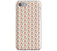 A illustrated alphabet letter iPhone Case/Skin
