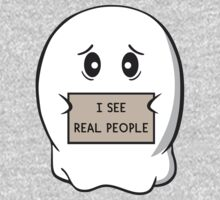 I See Real People Kids Tee