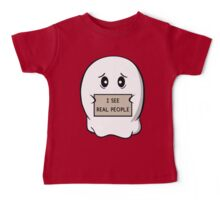 I See Real People Baby Tee