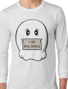 I See Real People Long Sleeve T-Shirt