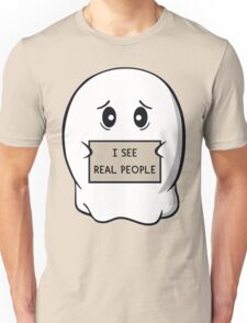 I See Real People Unisex T-Shirt