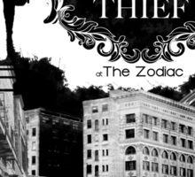 The Zodiac March 18th, 2015 Sticker