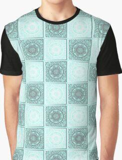 pattern with mandalas Graphic T-Shirt