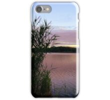Waterscape at Kölpinsee iPhone Case/Skin