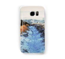 Snow Path Samsung Galaxy Case/Skin