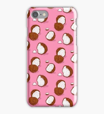 Coconut iPhone Case/Skin