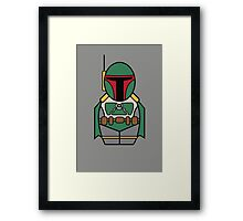 S.W. - B.F.. (without quote) Framed Print