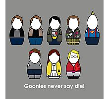 The Goonies - version 2 Photographic Print