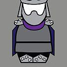 Teenage Mutant Ninja Turtles - version 3 by Awesome Designing.com