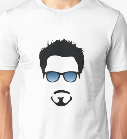 Robert Downey Jr Unisex T-Shirt