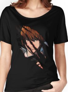 Light Yagami Women's Relaxed Fit T-Shirt