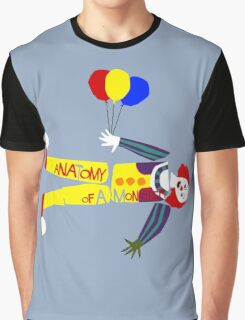 Anatomy of a Monster: IT Graphic T-Shirt