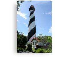 St. Augustine Lighthouse ~ 1874 Metal Print