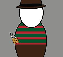 Nightmare on Elm Street (without quote) by Awesome Designing.com