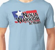 Ninja Warrior at Heart Unisex T-Shirt