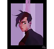 teen shiro ∩(︶▽︶)∩  Photographic Print