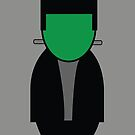 Frankenstein (without quote) by Awesome Designing.com
