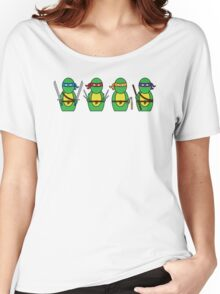 Teenage Mutant Ninja Turtles (without quote) Women's Relaxed Fit T-Shirt