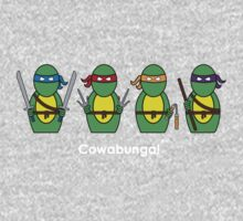 Teenage Mutant Ninja Turtles Baby Tee