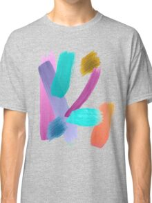 Abstract Watercolor Art Classic T-Shirt