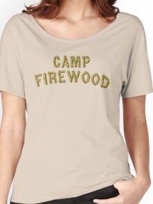 Wet Hot American Summer - Camp Firewood Women's Relaxed Fit T-Shirt
