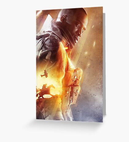 Battlefield 1 | Charge Greeting Card