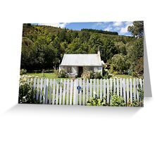 Kiwi Cottage Greeting Card