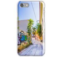 Graffiti in Athens V iPhone Case/Skin
