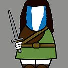 Braveheart (without quote) by Awesome Designing.com