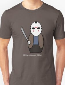 Friday the 13th (with quote) T-Shirt