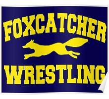 Foxcatcher Wrestling Poster