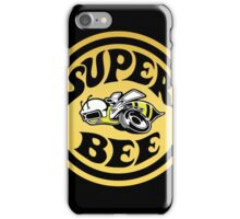 1971 Dodge Charger Super Bee iPhone Case/Skin