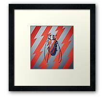 Bug I Framed Print