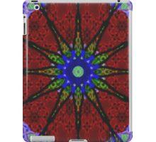 Modern abstract pattern iPad Case/Skin
