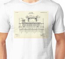 Boat or Vessel-1903 Unisex T-Shirt