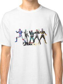 kamen rider evolution Classic T-Shirt