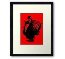 Gangsta Framed Print