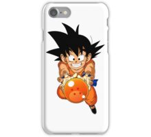 Goku - Dragon Ball iPhone Case/Skin