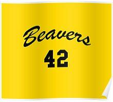Go Beavers! Poster