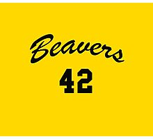 Go Beavers! Photographic Print