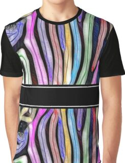 Painting Between The Lines Graphic T-Shirt