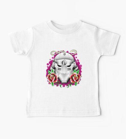 traditional alphonse elric helmet Baby Tee
