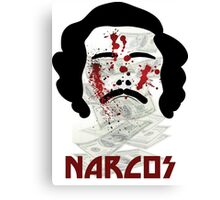 Narcos Canvas Print