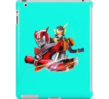 kamen rider gaim iPad Case/Skin